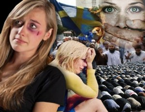Alleged Swedish rape victims & Muslims